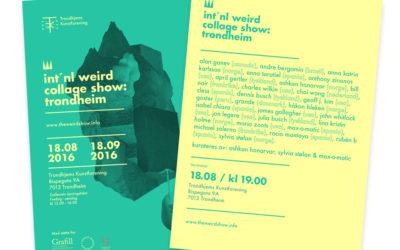 Weird Collage Show - Trondheim
